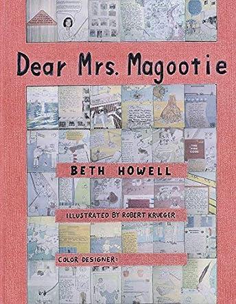 Dear Mrs. Magootie