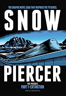 Book Cover: Snowpiercer The Prequel: Extinction