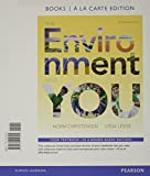 Environment and You, the, Books a la Carte Plus MasteringEnvironmentalScience -- Access Card Package 2nd Edition