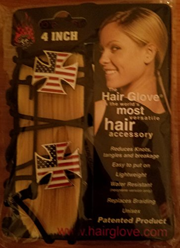 Biker Concho (Hair Glove 4