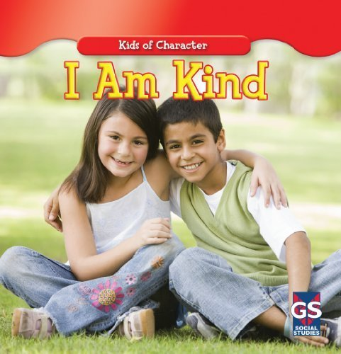 I Am Kind (Kids of Character) by Juliet Concord - De Mall Concord
