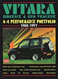 Vitara, Sidekick and Geo Tracker 4 X 4, 1988-97, R. M. Clarke, 1855204711