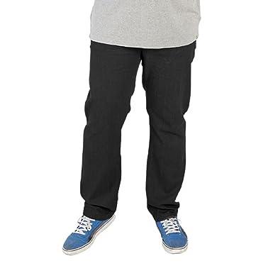 Rockford Jeans - Herren Jeanshose Baumwolle Reich Bequeme Passform - Schwarz,  W30 L30