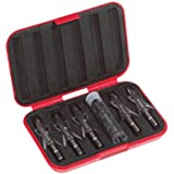 Rage Cage Broadhead Case (Holds-6), Red