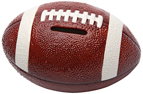 Cosmos 10511 Porcelain Football 2 Inch product image