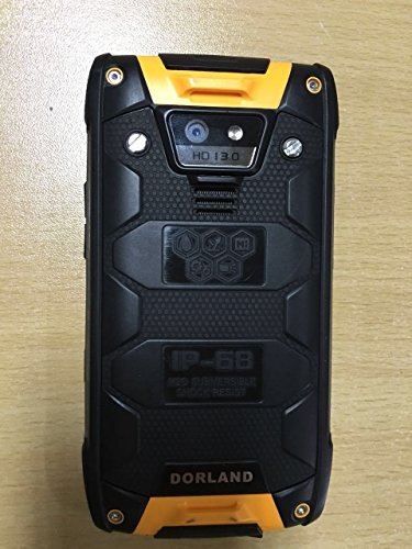 DORLAND Multi 3 Explosion-Proof Mobile Phone, IP68 Rugged
