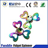 Hand Spinner, Fxexblin Fidget Spinner Fidget Toy Stress Reliever High-Speed EDC Focus Toy for Killing Time ADD, ADHD, Autism Adult Children - Absolute Best Hand Fidget Spinner