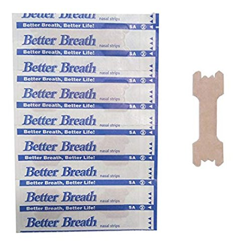 30-300 Count Nasal Strips Better Breath Anti Snoring (66mm*19mm) (500)