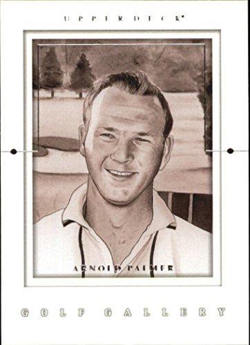 - 2001 Upper Deck Gallery #GG3 Arnold Palmer