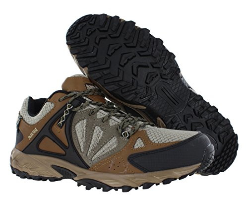 Pacific Trail Rogue Mens Walking Shoes Brown/Grey/Black ad7BJbtXaW
