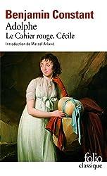 Adolphe - Le Cahier rouge - Cécile