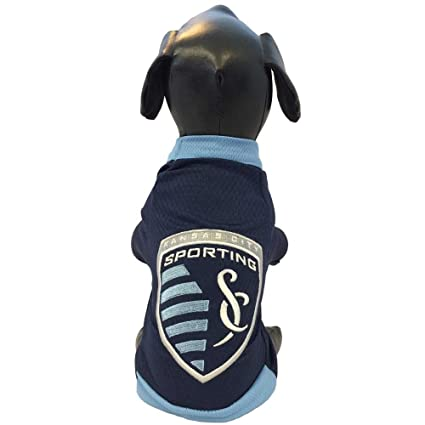 17bcc81fe Amazon.com   All Star Dogs MLS Unisex MLS Athletic Mesh Dog Jersey ...
