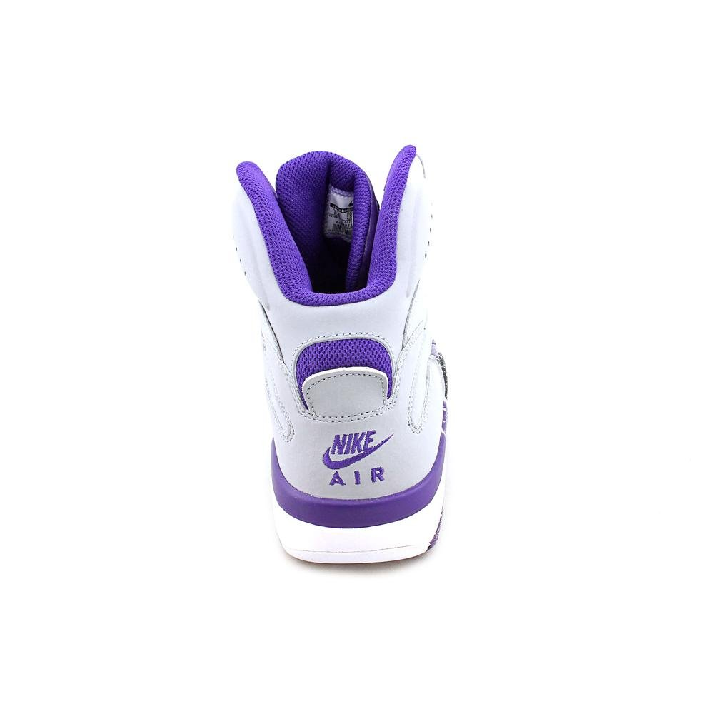 buy online f8aba fcb4d Amazon.com   New title should be AIR FORCE 180 MID WOLF GREY ELECTRO  ORANGE WHITE COURT PURPLE 537330-050 Size 9.   Basketball