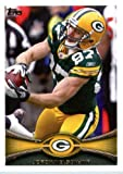 2012 bowman football - 2012 Topps Football Card #416 Jordy Nelson - Green Bay Packers (NFL Trading Card)