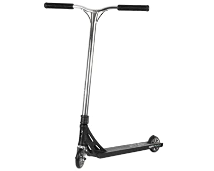 Addict Scooter Completo Equalizer Negro Cromo