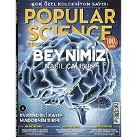 Popular Science Ağustos Sayısı