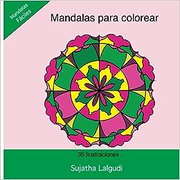 Mandalas Para Colorear Mandala Libro Un Libro Para Colorear