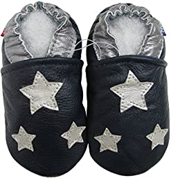 Silver star dark blue 7-8Y