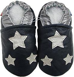 Silver star dark blue 6-7Y
