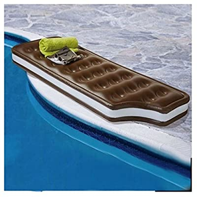 6 foot Gigantic Ice Cream Sandwich Inflatable Pool Float Raft