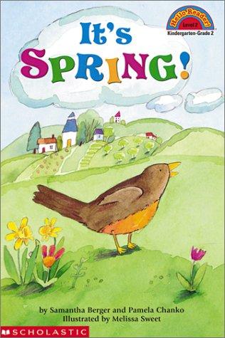Read Online It's Spring! (Hello Reader, Level 2) PDF