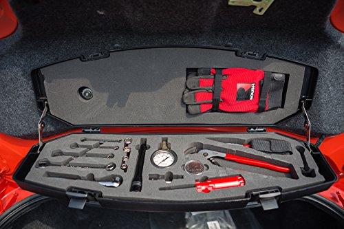 (Roush 421910 2015+ Mustang Tool Kit, Trunk Mounted)