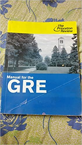 Buy Princeton Review Manual For Gre 7 1 Unknown Binding Book Online At Low Prices In India Princeton Review Manual For Gre 7 1 Unknown Binding Reviews Ratings Amazon In
