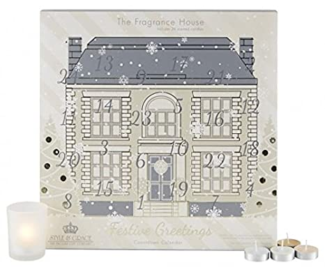 Style & Grace Candle Advent Calendar