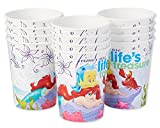 American Greetings Ariel Dream Big Plastic Party Cup, Stadium Cup, 12-Count