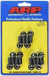 ARP 1001107 Black Oxide 12-Point Header Bolts - Set of 12