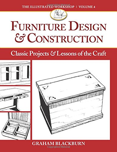 Furniture Design & Construction: Classic Projects & Lessons of the Craft (Illustrated Workshop)