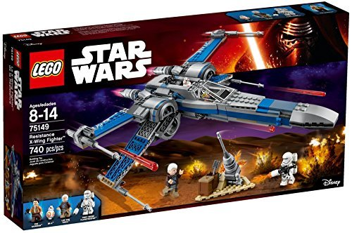 LEGO (LEGO) Star Wars Resistance X Wing Fighter of 75,149