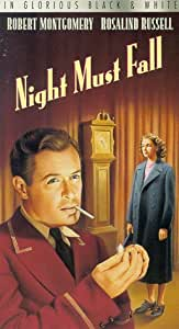 Night Must Fall [VHS]