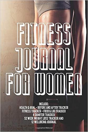 Fitness Journal For Women / Fitness Planning for Women ...