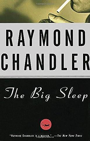 The Big Sleep (A Philip Marlowe Novel) - Big Black Book