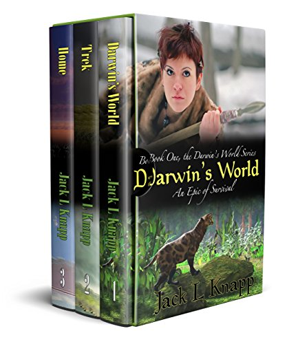 Boxed Set, The Darwin's World Series: (Includes Darwin's World, The Trek, and Home)