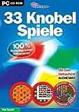 33 Knobelspiele, CD-ROM Mit dem Verkaufshit