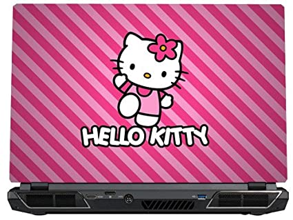 ef4149d2b Hello Kitty Pink Laptop Skin (15.6 inch) - Buy Hello Kitty Pink Laptop Skin  (15.6 inch) Online at Low Price in India - Amazon.in