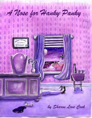 A Nose for Hanky Panky (A Granite Cove Mystery Book 1)