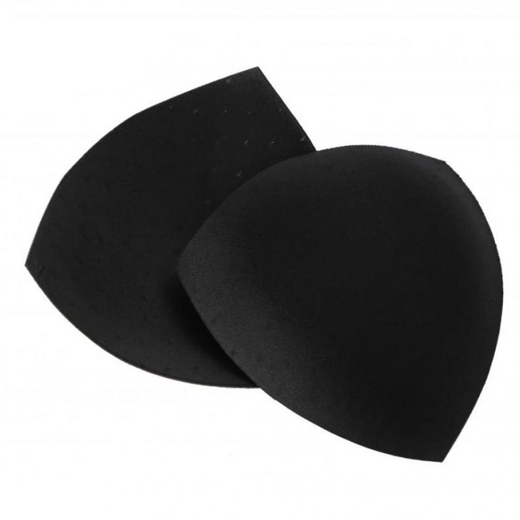 47ed67e821d5c VOCHIC Reusable Foam Bra Inserts Breathable Breast Pads Swimsuit  Replacement 3 Pairs at Amazon Women s Clothing store