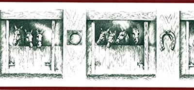 Horses Wallpaper Border 18536 LCW