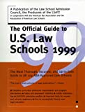 The Official Guide to U. S. Law Schools, Law School Admission Council Staff, 0767900782