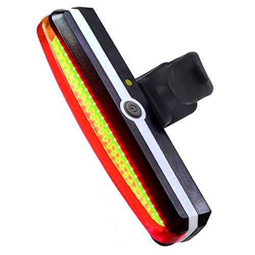 UPC 658709492550, Ultra Bright Bike Tail Light Six-Seven USB Rechargeable Bicycle Tail Lights, 6 Light Mode Options, High Intensity Rear LED Accessories Fits On Any Road Bikes, Easy To Install for Cycling Safety Flashl