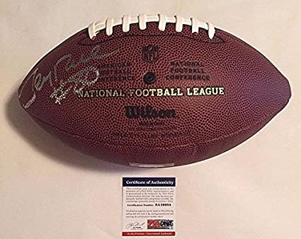 eeb616f48 Image Unavailable. Image not available for. Color: Jerry Rice Signed Full  Size The Duke NFL ...