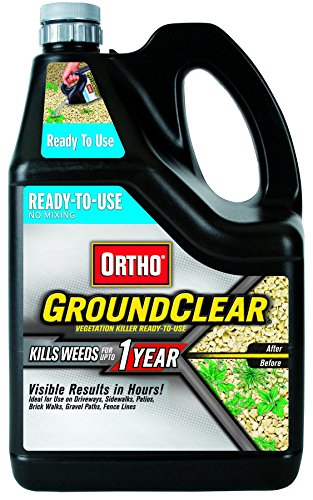 Ortho Ground Clear Ready-To-Use Vegetation Killer (Case o...