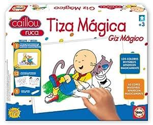 Educa Borrás 14262 - Tiza Magica Caillou