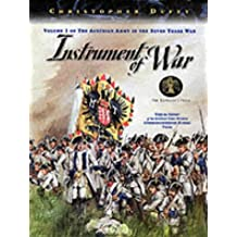 Instrument of War: The Austrian Army in the Seven Years War
