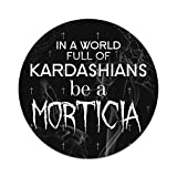 2X Sticker Set - in A World Full of Kardashians - for Phone Grip Stent Cell Phones Tablets (Stickers Only)