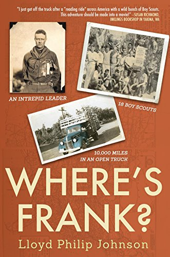 Amazon wheres frank an intrepid leader 18 boy scouts wheres frank an intrepid leader 18 boy scouts 10000 miles in an fandeluxe Images