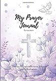 Prayer Journal for women: v1-6 | Prayer and